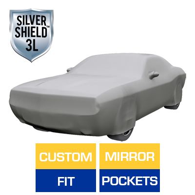 Silver Shield 3L - Car Cover for Dodge Challenger 2011 Coupe 2-Door
