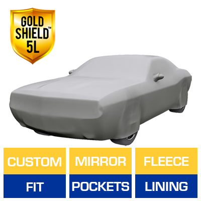 Gold Shield 5L - Car Cover for Dodge Challenger 2014 Coupe 2-Door