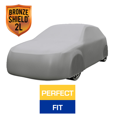Bronze Shield 2L - Car Cover for Mitsubishi Cordia 1988 Hatchback 2-Door