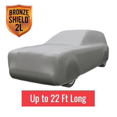 Bronze Shield 2L - Cover for Hearse Up to 22 Feet Long