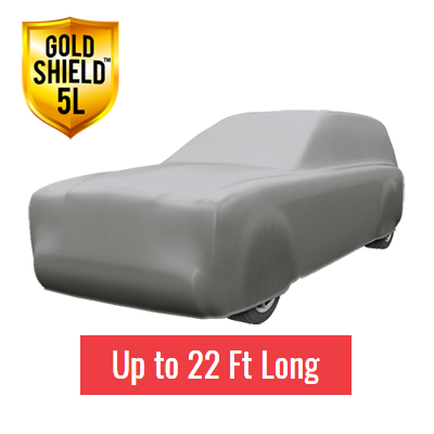 Gold Shield 5L - Cover for Hearse Up to 22 Feet Long