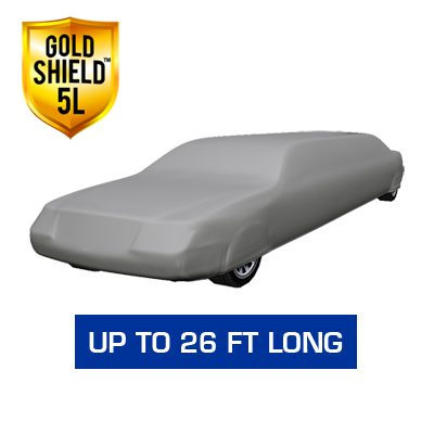 Gold Shield 5L - Cover for Limousine Up to 26 Feet Long