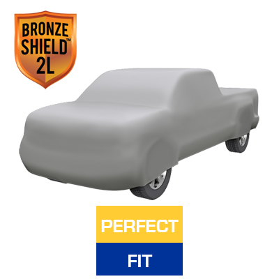 Bronze Shield 2L - Car Cover for Toyota Tacoma 2016 Double Cab Pickup 6.1 Feet Bed
