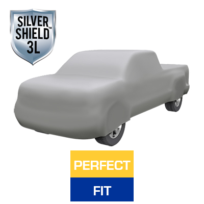 Silver Shield 3L - Car Cover for Toyota Tacoma 2016 Double Cab Pickup 6.1 Feet Bed