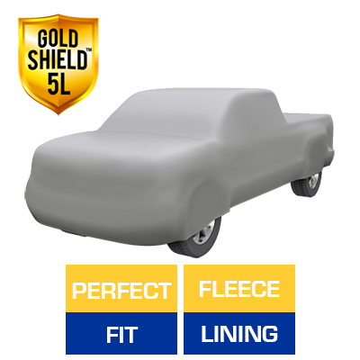 Gold Shield 5L - Car Cover for Toyota Tacoma 2016 Double Cab Pickup 6.1 Feet Bed