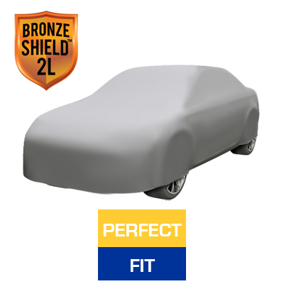 Bronze Shield 2L - Car Cover for Buick Allure 2010 Sedan 4-Door