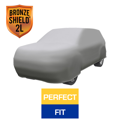 Bronze Shield 2L - Car Cover for Jeep Wrangler 2003 SUV 2-Door