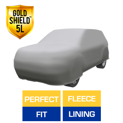 Gold Shield 5L - Car Cover for Jeep Wrangler 2003 SUV 2-Door