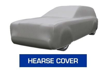 Bizzarrini Hearse Covers