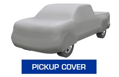 Bizzarrini Pickup Covers