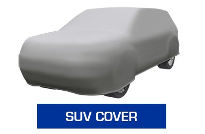 Allard M SUV Covers