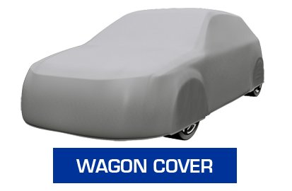 Panhard Wagon Covers